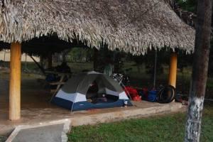 Campamento Policia Los Ruices