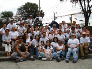 Los camisetas blancas