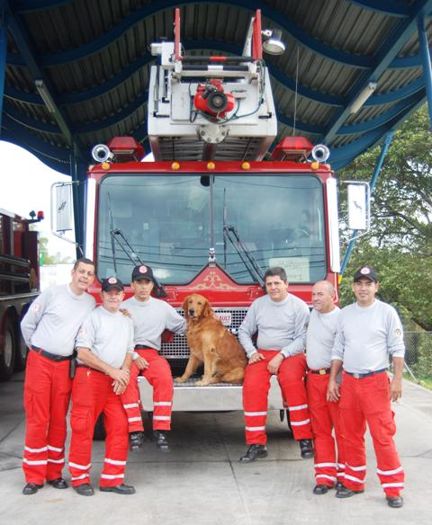 El bombero Joe