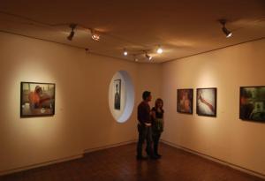 """Expo de foto """"Laberintos del rostro"""""""