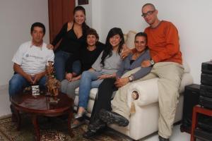 Familia de Pedro