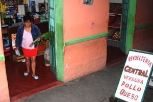 Revueltería en Cajamarca (venden de todo)