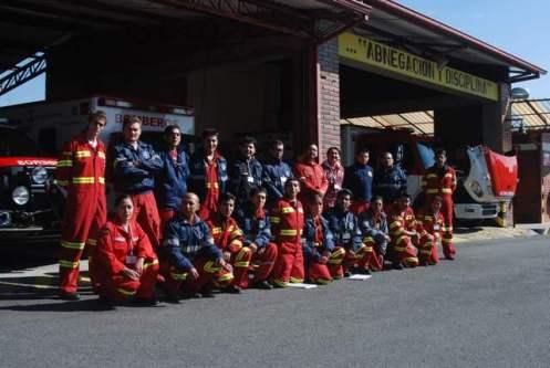 Bomberos de Cuenca