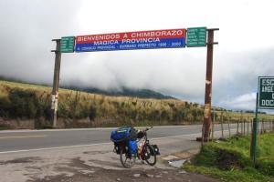 La provincia Chimborazo