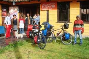 Esteban y su familia