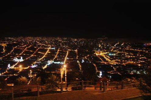Quito desde el Panecillo