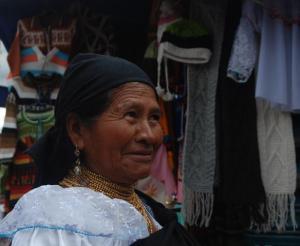 indígena Kichwa