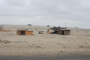 Casas del desierto