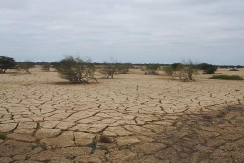 Tierra quebrada