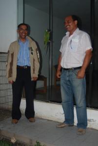 Antonio y Ronal