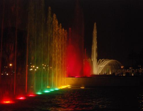 Circuito del Agua, Lima