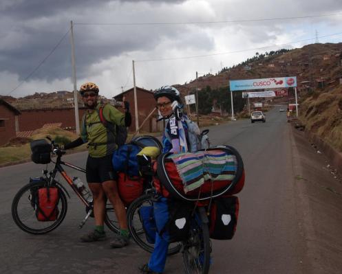 Bienvenidos a Cusco