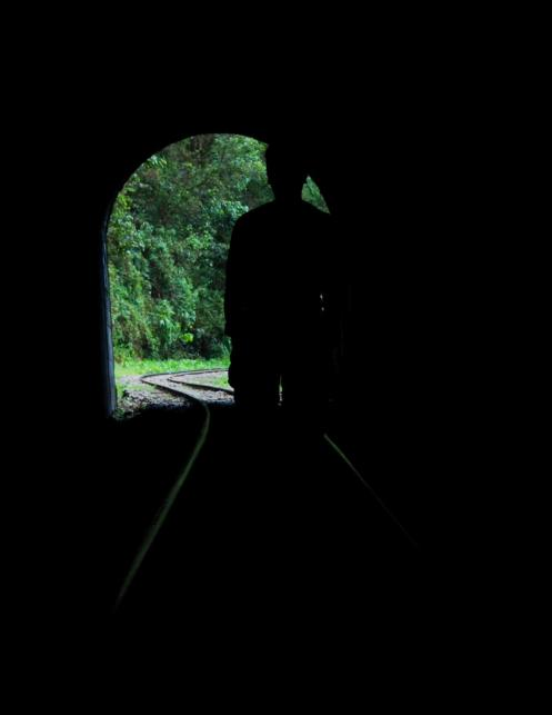 Caminando por el Túnel