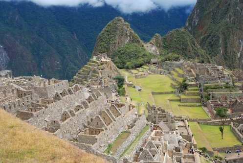 La ciudad perdida de los Incas