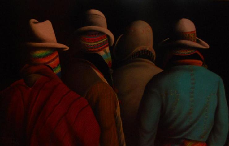 Pintura de Eusebio Choque
