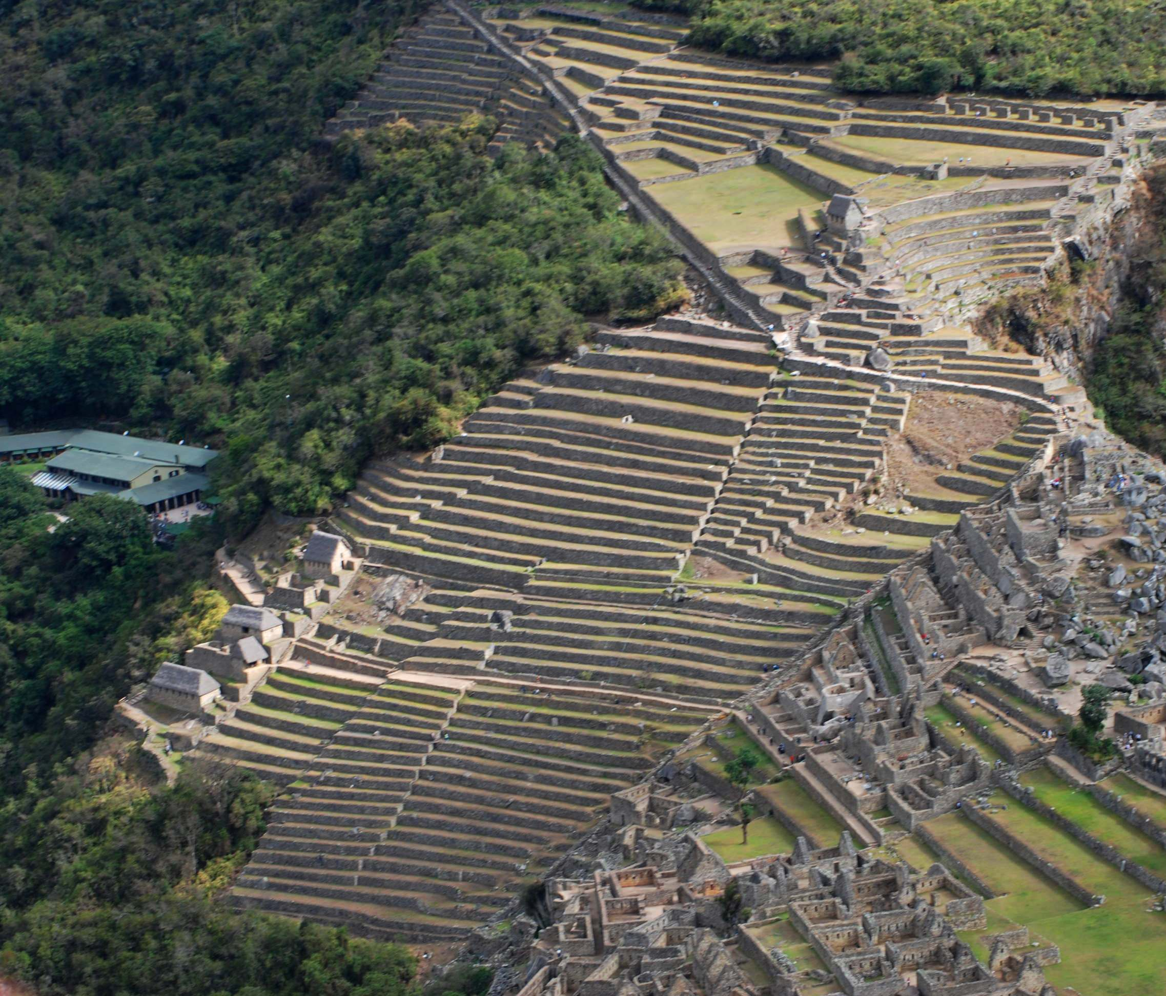 Terrazas Agrícolas Suramericaencleta