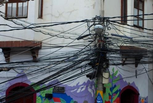 Un Poquillo de Cables