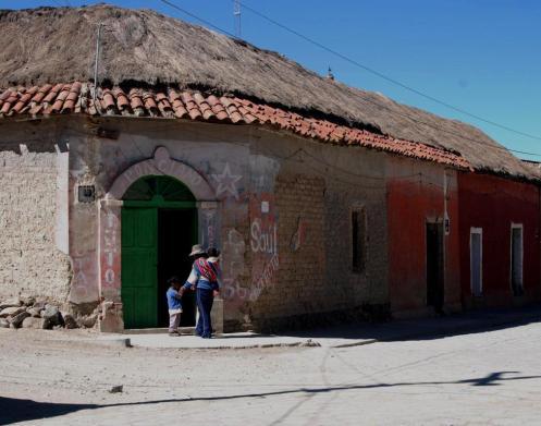 Centro de Poopó