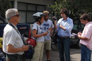 Entrevista diario El Tribuno_Salta