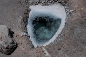 ojo de agua y sal