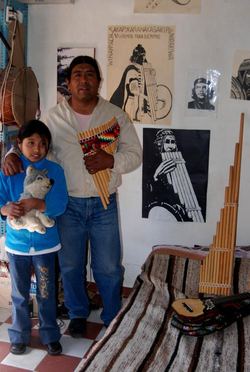 Raúl y Florencia