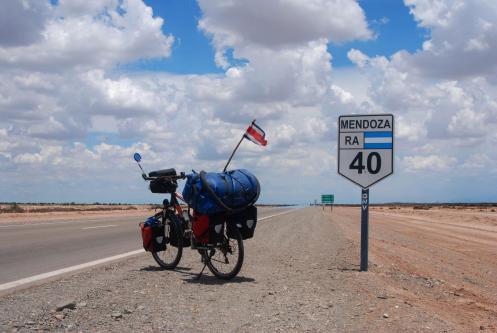 a Mendoza por la Ruta 40