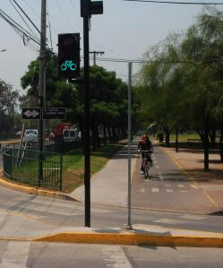 ciclovías de Santiago