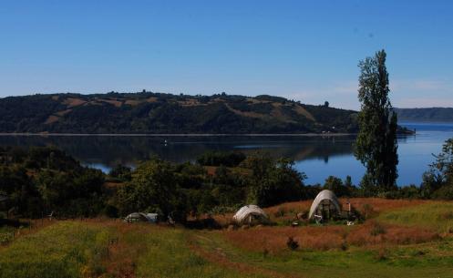 Vista desde la sala de Mawenko
