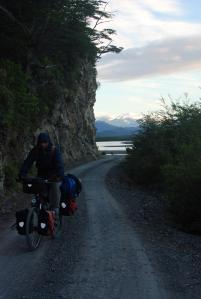 El frío interminable de la carretera Austral
