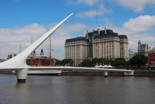 Buenos Aires moderno y antiguo