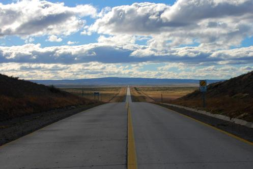 carretera patagónica