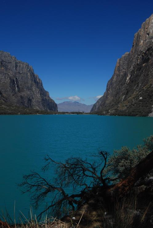 parque Huascarán, Perú