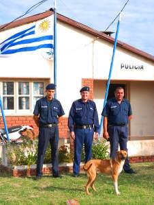 Policía de Colonia Palma