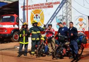Bomberos de Puerto Iguazú