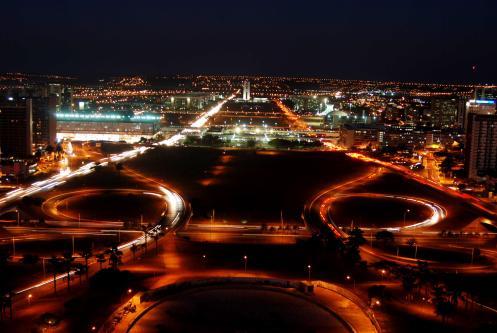 Brasilia simétrica