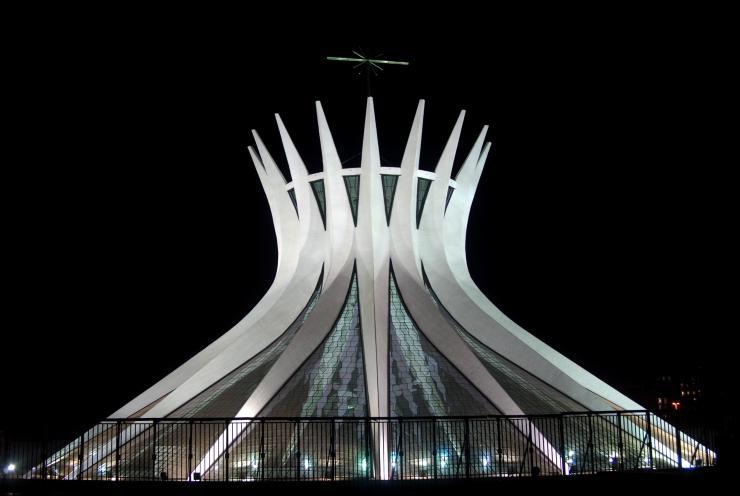 El arquitecto de la libertad oscar niemeyer taringa - Arquitecto de brasilia ...