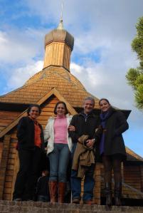 Julio César Felix, Sheila y Luisa