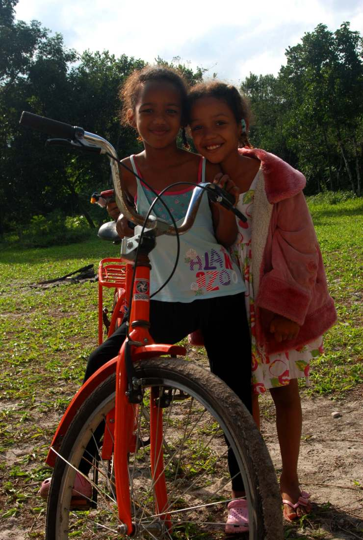 Leticia y Silene