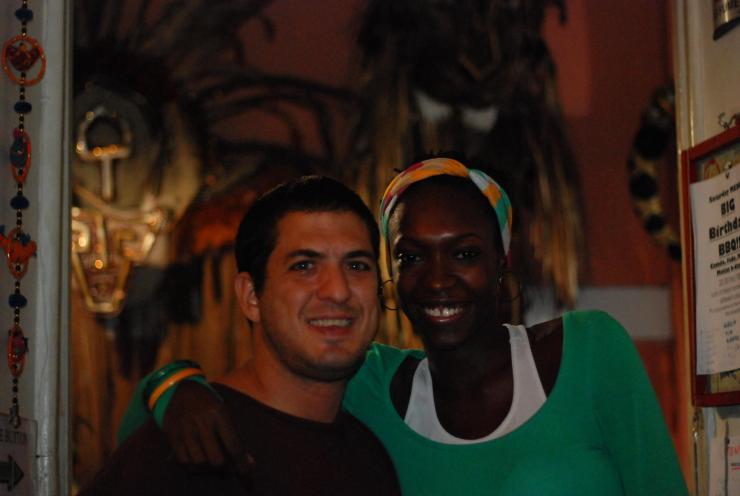 Germán Olano y Rosani