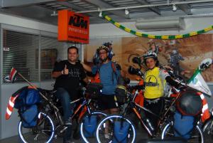 Paulo Campanha de Moto Barra