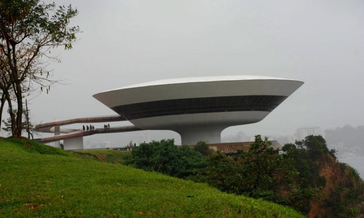 Museo de Arte Contemporaneo de Niteroi