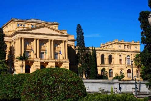 Palacio de Ipiranga