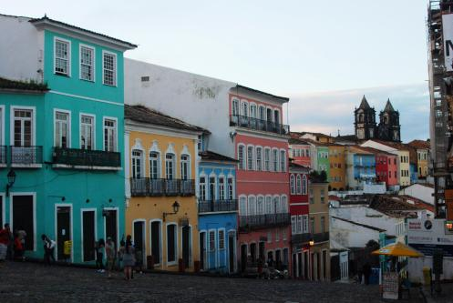 Los colores de Bahía