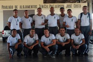 Décimo batallón de la Policía Militar de Assú