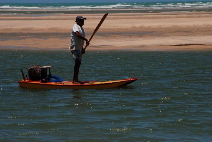 el camino de los pescadores