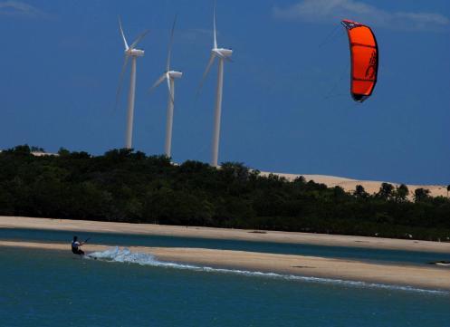 el poder del viento