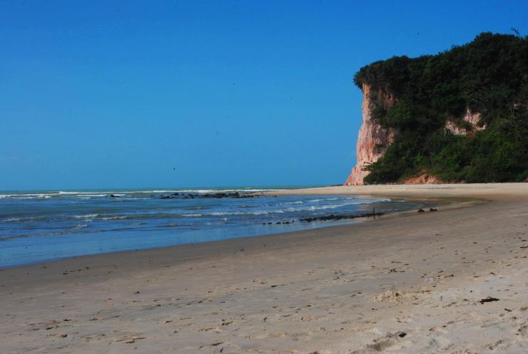 playa Pipa en Natal