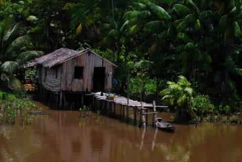 a la ribera del Pará