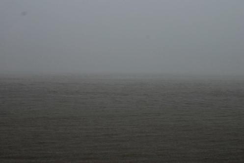 lluvia sobre el Amazonas