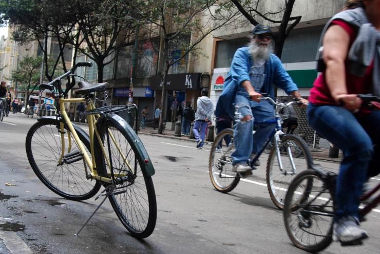 Bogotá: una ciudad para la bicicleta